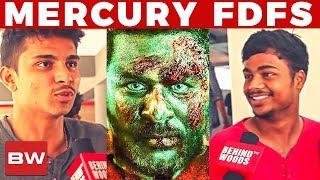 Mercury First Show Fans Reaction | Prabhu Deva | DC 176