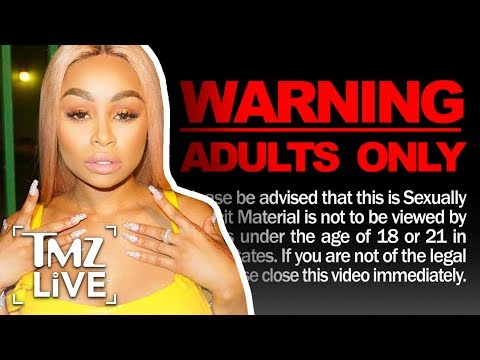 Download Blac Chyna Sex Tape Leaked!!! | TMZ Live HD Mp4 3GP Video and MP3