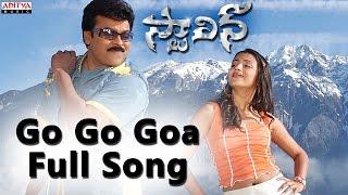 Go Go Goa Full Song || Stalin Movie || Chiranjeevi, Trisha