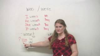Basic English Grammar -