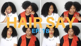 Hair Say | Episode 18: This is America, The Met Gala & more | CURLTUREUK