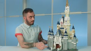 The Disney Castle - LEGO - 71040 - Designer Video