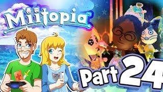 Miitopia Part 24 Iwata-San DARKER LORD STRIKES!