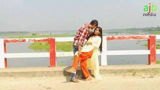 Monir.(Hashle Tumar Mukh Hashe Na) Bangla New Song 2017 Model  Monir& Lakhi