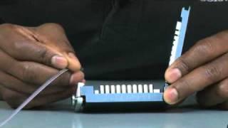 Splitting Ribbon Optical Fiber Cable