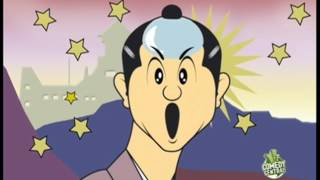 Takeshi's Castle Theme neu Comedy Central HD 1322p 25fps H264 128kbit AAC