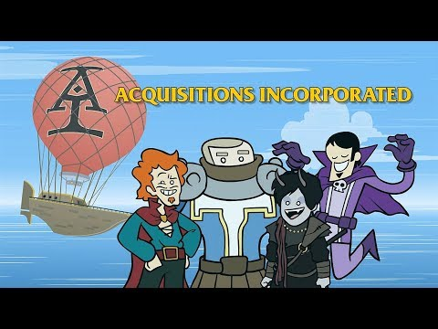 Xxx Mp4 Acquisitions Incorporated Live PAX West 2017 3gp Sex
