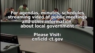 Enfield, CT - Zoning Board of Appeals - July 31, 2017