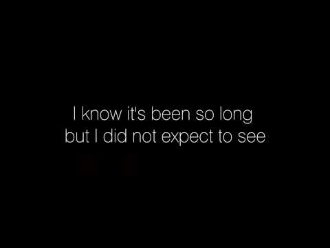 Kodaline Moving On lyrics