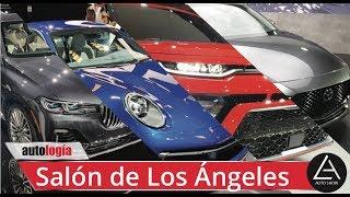 Los Ángeles Auto Show 9 autos que llegan a México