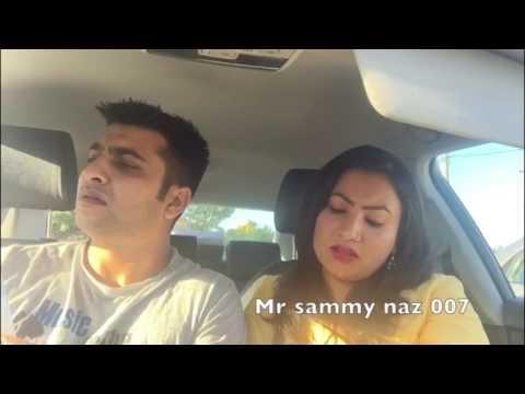 Pati Patni Aur Woh | Punjabi Funny Video | Latest Sammy Naz