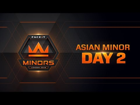 Xxx Mp4 The FACEIT Asian Minor Championship Day 2 3gp Sex