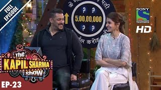 The Kapil Sharma Show - दी कपिल शर्मा शो–Episode 23-Sultan In Kapil's Mohalla– 9th July 2016