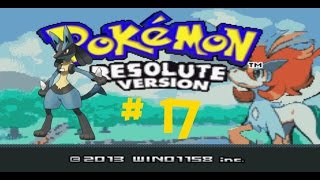 Pokémon Resolute Version! Sylon Academy: 4 llaves! #17
