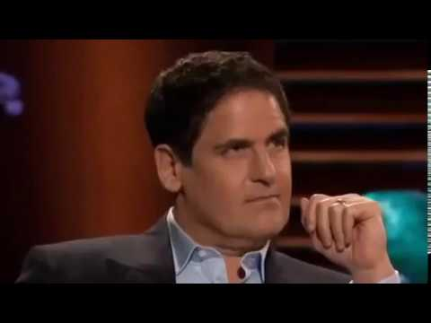 Mark Cuban Offers 1 Million Dollars for GameFace Shark Tank