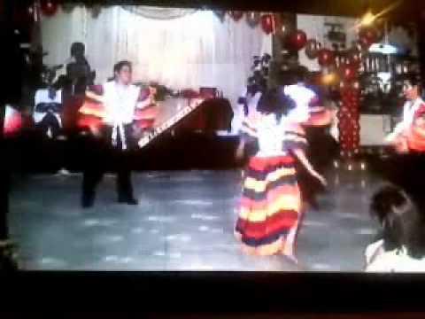 baile moderno 1 mambo