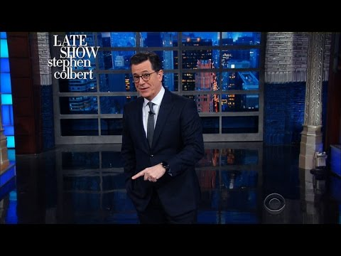 Stephen Miller You re Invited To Tell Lies On The Late Show