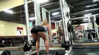 Hitting My Hamstrings & under the  Booty
