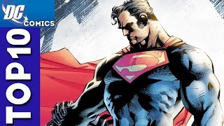Top 10 Superman Moments From Justice League
