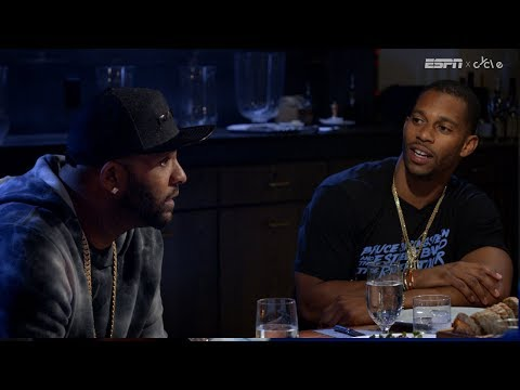 LeBron James vs. Kyrie Irving Last Table S1 E2
