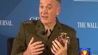Report on General Mike Miller on 9th of December 2018
