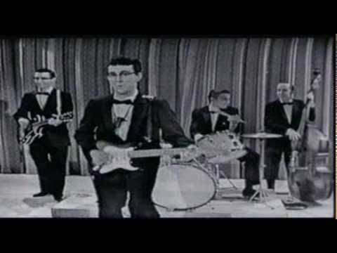 Top 10 Greatest Rock Songs 1950 elvis chuck berry perkins fast domino etc