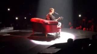 Justin Bieber - Insecurities LIVE