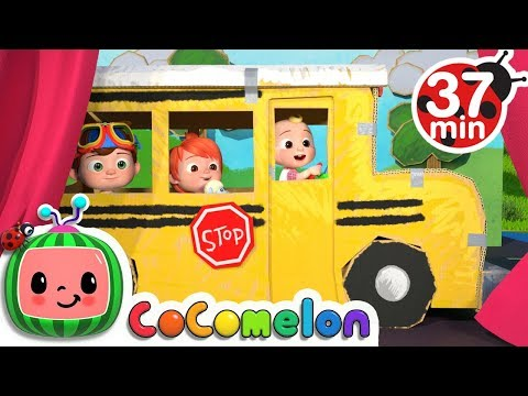 Xxx Mp4 Wheels On The Bus 2 More Nursery Rhymes Kids Songs CoCoMelon 3gp Sex