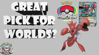 Is Mega Scizor a Great Sleeper Pick for the Pokemon World Championships? (TCG)