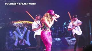 """(VIDEO) Jennifer Lopez SEXY Performance To """"All I Have"""""""
