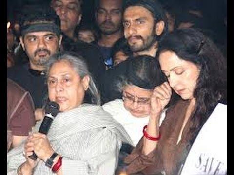 Xxx Mp4 Jaya Bachchan Joins SILENT Protest For Delhi Gangrape 3gp Sex