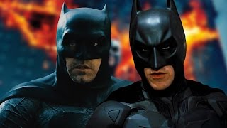 Batman V Superman VS The Dark Knight: Two Ways To Make A Batman Film