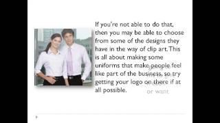 Designing Corporate Uniforms