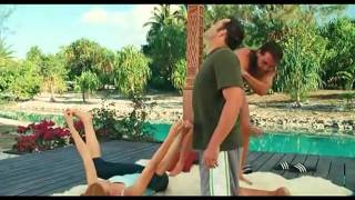 Couples Retreat - Full Yoga scene
