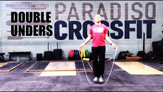 HOW TO LEARN DOUBLE UNDERS STEP BY STEP - Paradiso Crossfit