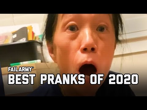 Best Pranks of the Year 2020 FailArmy