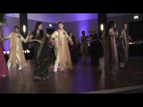 M+B Wedding Day - Desi Girl Dance