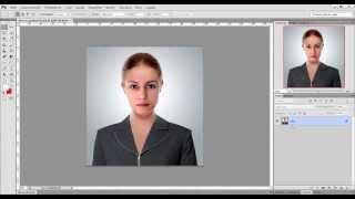 Как правильно сделать фото на документ 855
