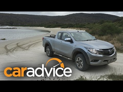 Tasmania Weekend Road Trip: Cockle Creek in the Mazda BT-50 —Australia's southernmost street