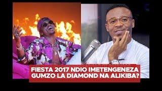 FIESTA 2017 ndio imetengeneza gumzo la Diamond na Alikiba?