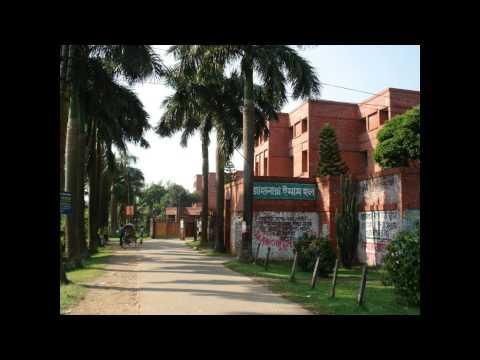Beautiful Jahangirnagar University