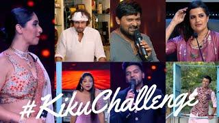 #KikuChallenge by all singer's   Sonu Nigam, Guru Randhawa, Neha Basain, Abhijit Sawant, Wajid Khan