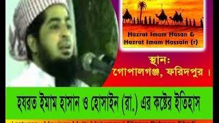 Emam Hasan & Hossain (r) - er koster kahani - mawlana eliasur rahman zihadi