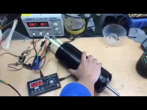 TP POWER TP100XL 72000W (97HP): The Most Powerful Brushless Motor Inrunner of world