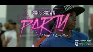 Chris Brown - Party f. Usher, Gucci Mane - Michele Soulchild x Big Will Simmons