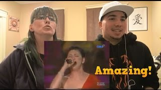 MOM & SON REACTION TO! Oh Holy Night (Best Version) Regine Velasquez