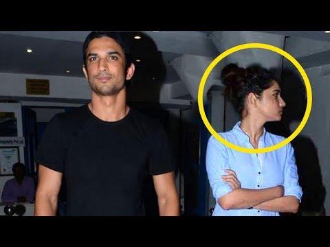 Sushant Singh Rajput AVOIDS Ex- Girlfriend Ankita Lokhande