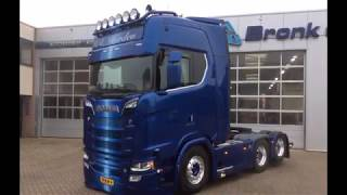 """2018 Scania Tuning """"Special Edition"""" S-730  V8 Power Next Generation"""