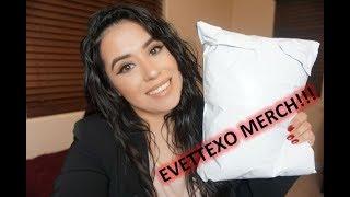 Unboxing EVETTEXO Merch || Fanny Ceja
