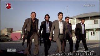 مراد علمدار ينقذ ميماتي وفريقه من زازا في الميناء | مشهد أكشن مترجم HD 720p